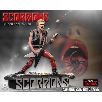 figurka Scorpions - Rudolf Schenker - KNUCKLEBONZ, KNUCKLEBONZ, Scorpions