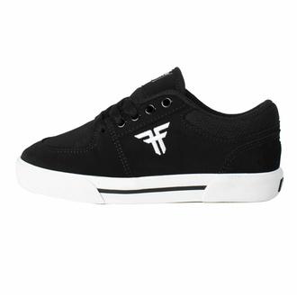boty dětské FALLEN - Patriot - Black/Whte, FALLEN