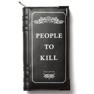 peněženka KILLSTAR - Kill List - BLACK - K-PRS-U-2270