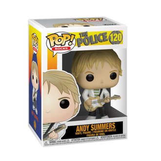 figurka The Police - POP! - Andy Summers, POP, Police