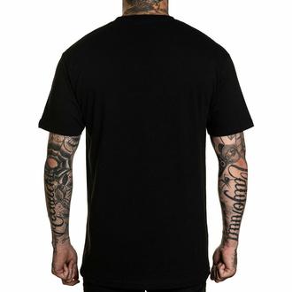 tričko pánské SULLEN - ELEN SKULL - BLACK, SULLEN