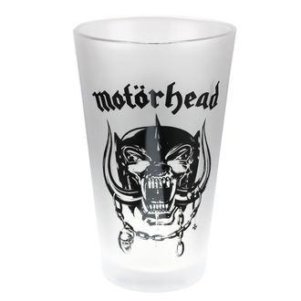 sklenice Motörhead, Motörhead