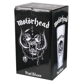 sklenice Motörhead, NNM, Motörhead