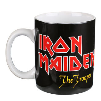 hrnek Iron Maiden - The Trooper, Iron Maiden