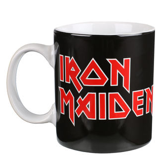 hrnek Iron Maiden - Logo, Iron Maiden