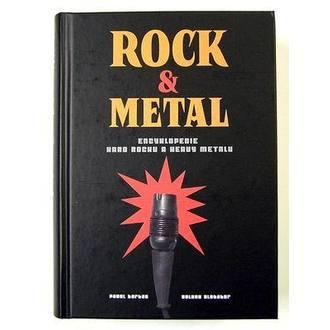 kniha Rock & Metal