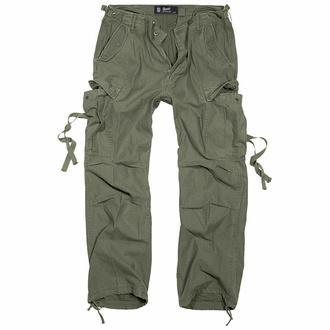 kalhoty pánské BRANDIT - M65 Vintage Trouser Oliv - 1001/1