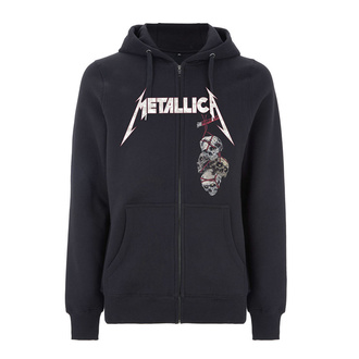 mikina pánská Metallica - Death Reaper - Black - RTMTLZHBREA