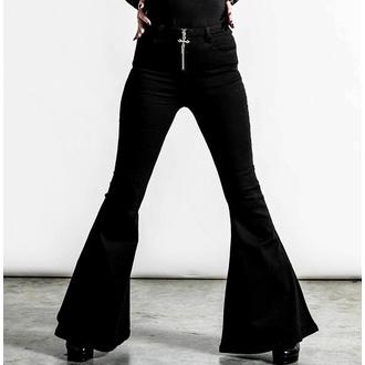 kalhoty dámské KILLSTAR - Unholy Trinity - Black - KSRA004072