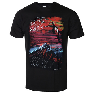 tričko pánské Pink Floyd - The Wall Marching Hammers - LOW FREQUENCY - WA04T