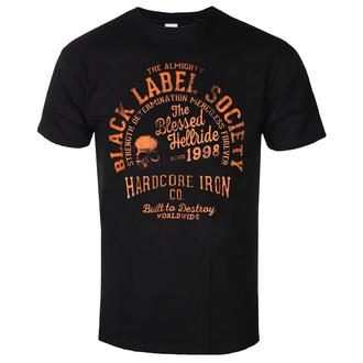 tričko pánské BLACK LABEL SOCIETY - HARDCORE HELLRIDE - PLASTIC HEAD - PH11927