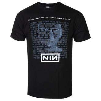 tričko pánské NINE INCH NAILS - HEAD LIKE A HOLE - PLASTIC HEAD, PLASTIC HEAD, Nine Inch Nails