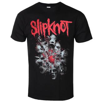 tričko pánské Slipknot - Shattered - ROCK OFF, ROCK OFF, Slipknot