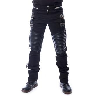 kalhoty pánské Vixxsin - KORE - BLACK, VIXXSIN