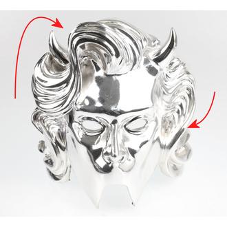 maska Ghost - Chrome Ghoulette Nameless Ghoul - JCGM102 - POŠKOZENÁ - MA541