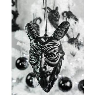 vánoční výzdoba (baňka) KILLSTAR - Krampus - Hexmas Ornaments, KILLSTAR