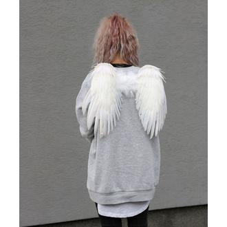křídla Poizen Industries - FAIRY - WHITE, POIZEN INDUSTRIES