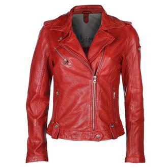 bunda dámská (křivák) GGFamos LAMAXV - red, NNM