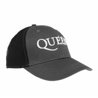 kšiltovka Queen - Logo - ROCK OFF, ROCK OFF, Queen