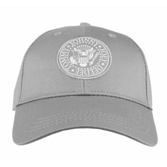 kšiltovka Ramones - Presidential Seal - GREY-  ROCK OFF, ROCK OFF, Ramones