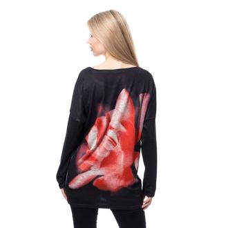 tričko dámské s dlouhým rukávem Innocent lifestyle - MARLOWE - POŠKOZENÉ, INNOCENT LIFESTYLE