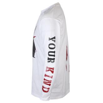 tričko pánské s dlouhým rukávem Slipknot - Shrouded Group - ROCK OFF - SKLST54MW
