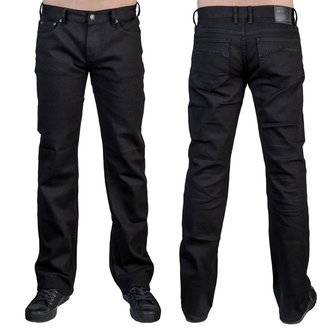 kalhoty pánské (jeans) WORNSTAR - Essentials - Trailblazer Black Denim, WORNSTAR