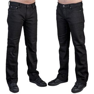 kalhoty pánské (jeans) WORNSTAR - Essentials - Trailblazer Black Denim - WSP-05-TBK