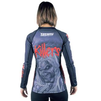 tričko dámské s dlouhým rukávem (technické) TATAMI - Iron Maiden - Killers - Rash Guard, TATAMI, Iron Maiden