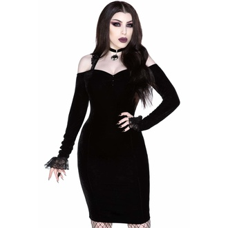 šaty dámské KILLSTAR - LAmour Est Mort Party, KILLSTAR