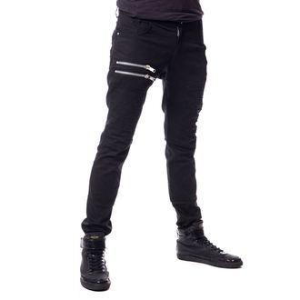 kalhoty pánské Vixxsin - LANCE - BLACK - POI345