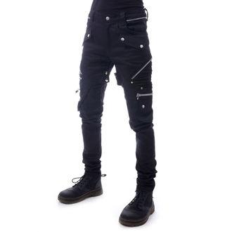 DOPRAVA ZDARMA kalhoty pánské VIXXSIN - LAST RESORT - BLACK 21a4f995f7