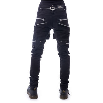 kalhoty pánské VIXXSIN - LAST RESORT - BLACK, VIXXSIN