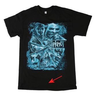 tričko pánské Slipknot - Broken Glass - BRAVADO - POŠKOZENÉ, BRAVADO, Slipknot