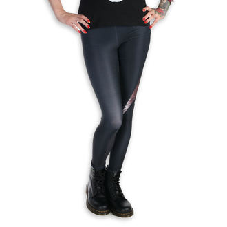 kalhoty dámské (legíny) PAMELA MANN - Metallica - Death Magnet MET1006 - 'M' - Black/Brown, PAMELA MANN, Metallica