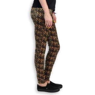kalhoty dámské (legíny) BURLESKA - Leopard, NNM