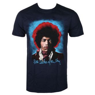 tričko pánské JIMI HENDRIX - SKY - NAVY - LIVE NATION, LIVE NATION, Jimi Hendrix