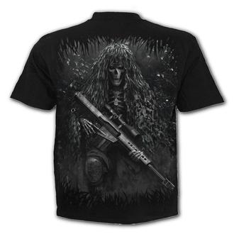 tričko pánské SPIRAL - TACTICAL REAPER - Black, SPIRAL