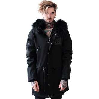 bunda unisex KILLSTAR - Lost - Parka, KILLSTAR