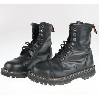 boty KMM - 8dírkové - Black - 080 - POŠKOZENÉ - MA480