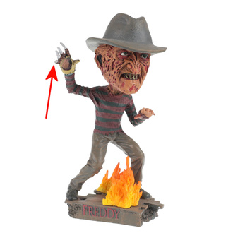 figurka Noční můra z Elm Street - Head Knocker Bobble-Head Freddy Krueger - NECA39772 - POŠKOZENÁ - MA486