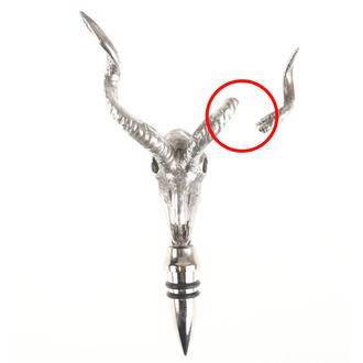 zátka na láhev Animal Skulls - D1200D5 - POŠKOZENÁ - MA489