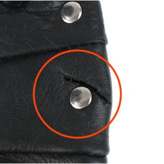 rukavice kožené OSX - DEMON - AC08 - POŠKOZENÉ, OSX