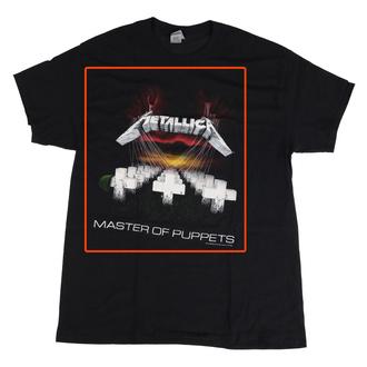 tričko pánské Metallica - Master Of Puppets - RTMTLTSBTOU - POŠKOZENÉ - MA505