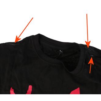 tričko pánské Korn - Logo - MC222 - POŠKOZENÉ - MA511