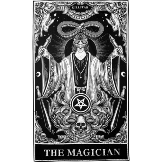 vlajka KILLSTAR - Magician - KSRA003028
