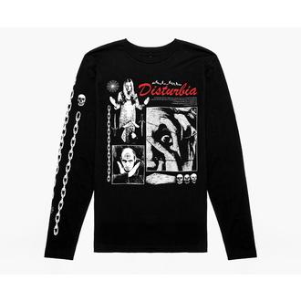tričko s dlouhým rukávem (unisex) DISTURBIA - Magick - SS19T8LS