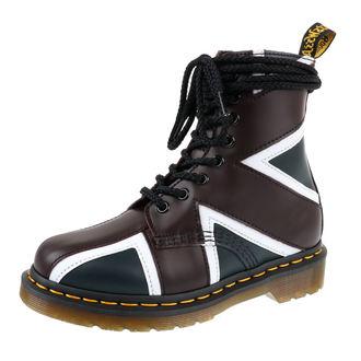 boty 8dírkové Dr. Martens - Pascal Brit, Dr. Martens