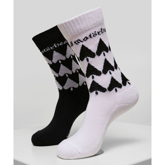 ponožky Motörhead - 2-Pack - black/white, NNM, Motörhead