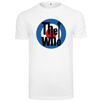 tričko pánské The Who - Classic - white, NNM, Who